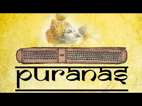 Religious Texts of India - An Introduction to the Puranas | Culture Express