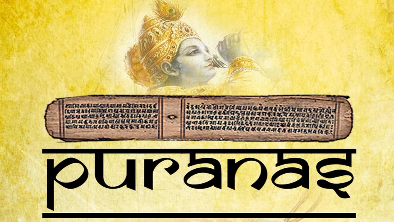 Religious Texts of India - An Introduction to the Puranas | Culture Express  - YouTube