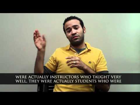 California CCI Egypt Deaf Studies Program: Student Perspectives