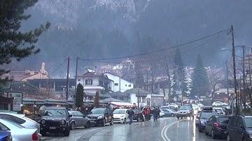 Οδοιπορικό σε Ελάτη- Περτούλι- Καρδίτσα/Itinerary in Greece-Elati-Pertouli-Karditsa