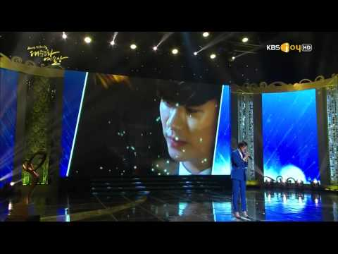 Korean Popular Culture & Art Awards 2014 - Kim Soo Hyun cut