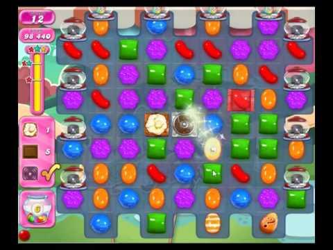 Candy Crush Saga Level 2334 - NO BOOSTERS