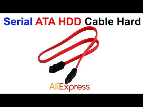 SATA кабель - Serial ATA HDD Cable Hard Disk AliExpress !!!