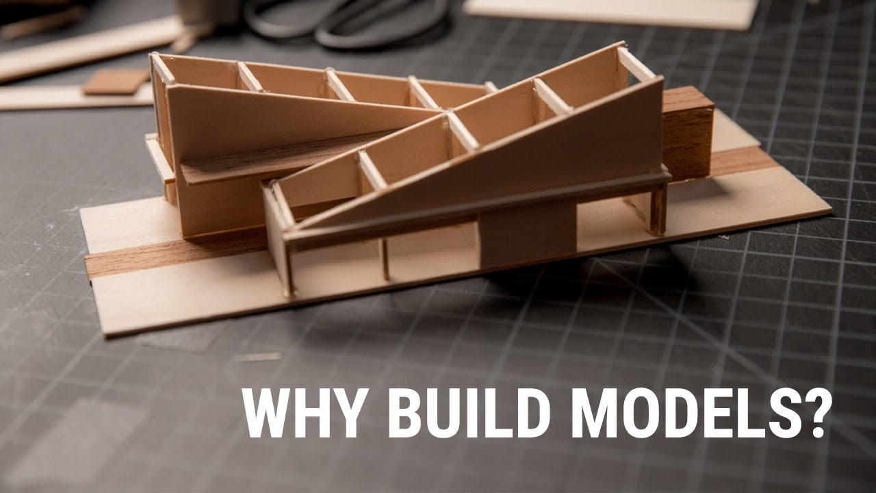 architecture models why