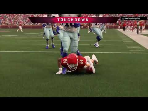 LUCKIEST PLAY IN MADDEN HISTORY!!! Madden Clips Part 4- MAHOMES MAGIC