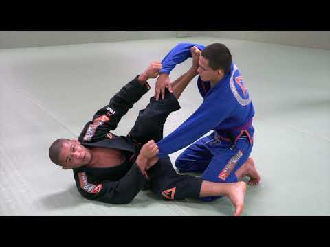 Three important Spider Guard Sweeps