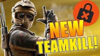 The *NEW* Rainbow Six Siege Teamkill