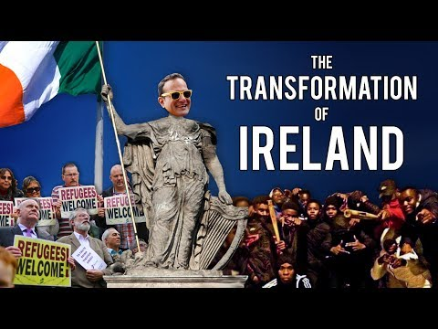 The Transformation of Ireland - Immigration, Asylum and Demographics