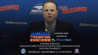 The Primetime Rundown: Interview Series   Stephen Gorchov