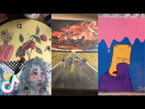 TikTok Painting Compilation #5