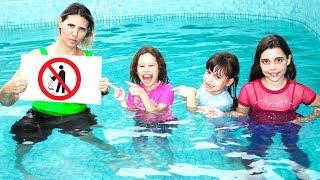 REGRAS DE CONDUTA para CRIANÇAS Rules of Condut for Children Valentina Pontes