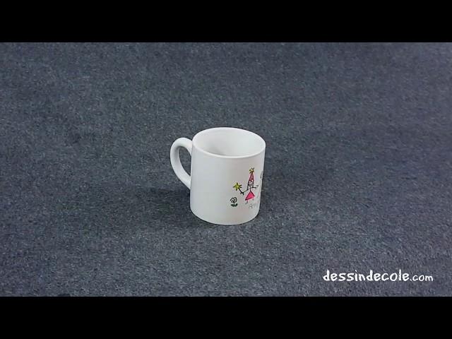 Mini mug [9.00€]