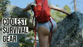 10 Awesome Survival Gear;  Coolest Camping Gadgets ✌✌Cool  Outdoor Inventory Gadgets Compilation ✌✌