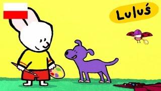Luluś - Narysuj mi pieska S01E04 HD // Kreskówki dla dzieci