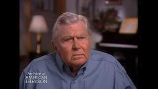 """Andy Griffith on the legacy of """"The Andy Griffith Show"""" - EMMYTVLEGENDS.ORG"""