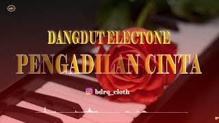 Download Mp3 Dangdut Electone - Pengadilan Cinta