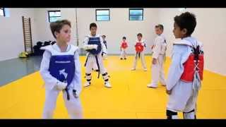TKD Val de Saône - Taekwondo enfants