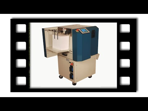 The Sterling Digipunch Automatic Paper Punching Machine