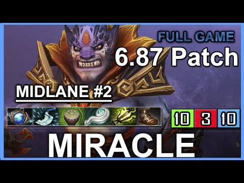 Miracle Lion 6.87 | Mid | Full Game