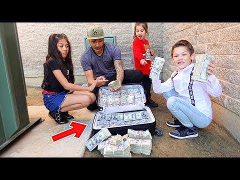 WE FOUND 1 MILLION DOLLARS | Familia Diamond