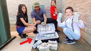 WE FOUND 1 MILLION DOLLARS | Familia Diamond