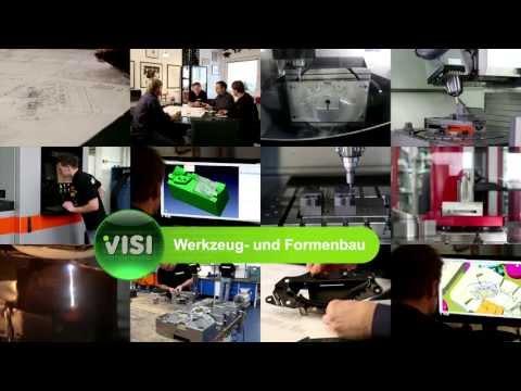 VISI - Die CAD/ CAM Lösung für den Werkzeug- und Formenbau