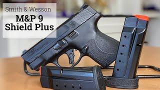 NEW! S&W M&P 9 Shield Plus   JulieG.TV
