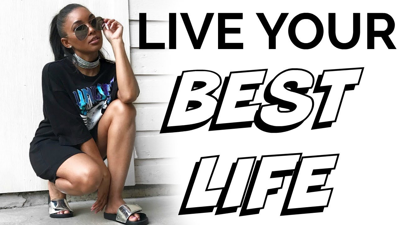 HOW TO LIVE YOUR BEST LIFE | Brittany Daniel