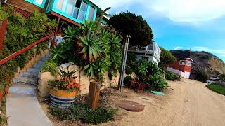 Crystal Cove, Newport Beach, cottages and more