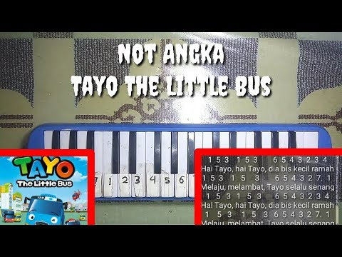 Not Pianika Tayo (ost. Tayo The Little Bus)