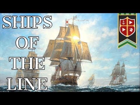 A Titan Of Pre-Industry: The Ship Of The Line