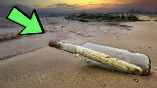 10 Mysterious Beach Discoveries