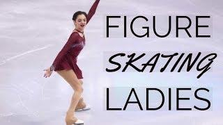 Figure Skating Ladies - Fire |HD|