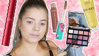 NIEUWE MAKE-UP TWV €180 TESTEN! | Kristina K ❤