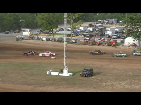 7 28 18 Bailey Hicks Memorial Bomber Heat #1 Lincoln Park Speedway