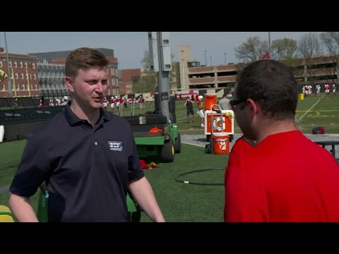 Sports Lite With Mike Hall - Mike The Water Boy