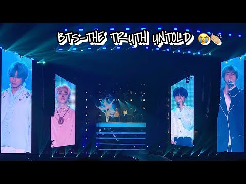 190320 BTS-THE TRUTH UNTOLD: LOVE YOURSELF TOUR HONGKONG DAY 1 💜 (VOCAL LINE SLAYED!!!😍)