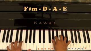 Nhìn lại - Trung Quân | Hướng dẫn | #Piano đệm hát
