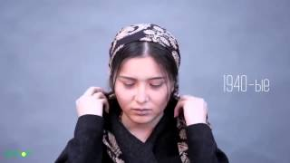 100 Yılda Orta Asya Türk Kadını (Kırgızistan)