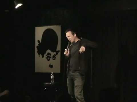 Comedian Ryan O'Neill @ The La Jolla Comedy Store  Boner City USA Podcast