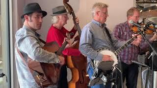 Shenandoah Valley Breakdown (Bill Monroe)- Bluegrass Music Live From Austin Texas