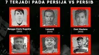 Download STOP!!! 7 KORBAN SUPORTER MENINGGAL AKIBAT RIVALITAS PERSIJA VS PERSIB