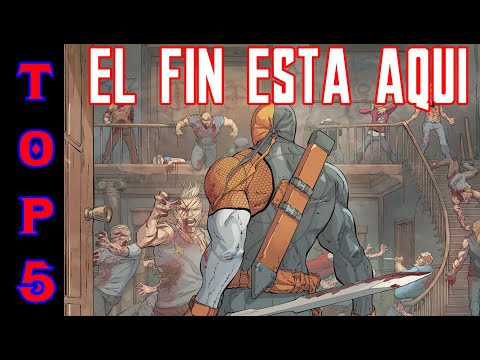 ¡¡¡TOP: 5 COMICS POST-APOCALIPTICOS!!!