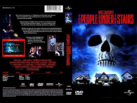 The People Under The Stairs(1991) Movie Review