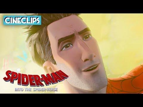 Not Bad Kid Spider Man Into The Spider Verse Cineclips