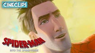 """Not Bad, Kid""   Spider-Man: Into The Spider-Verse   CineClips"
