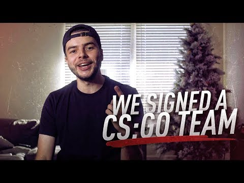 100 Thieves Signs a Counter-Strike: Global Offensive Team