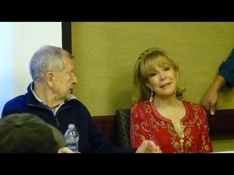 Barbara Eden/Bill Daily Q & A Part Two SuperMegaFest November 2013