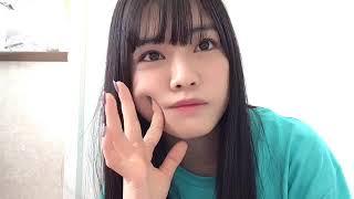 프로듀스48에 출연했던 모토무라 아오이(本村碧唯)의 2018년 10월 25일...