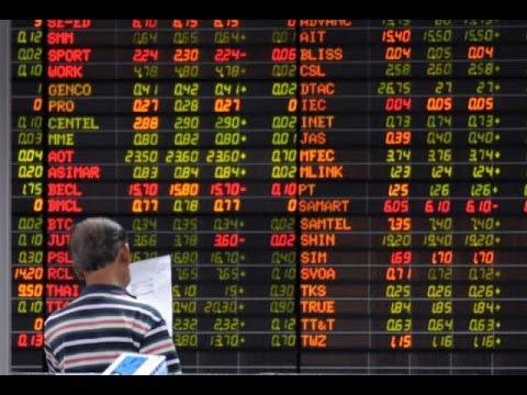 หุ้นไทยปิดบวก6.16จุดคลายกังวลเหตุโจมตีปารีส